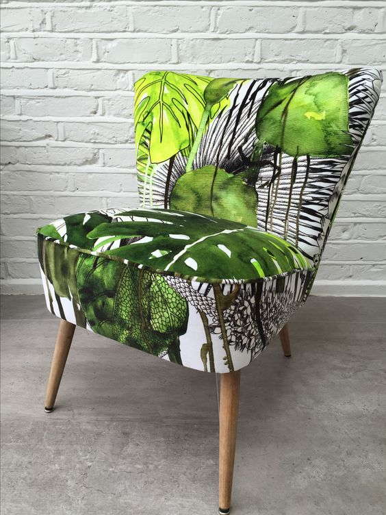 Tropisk stol